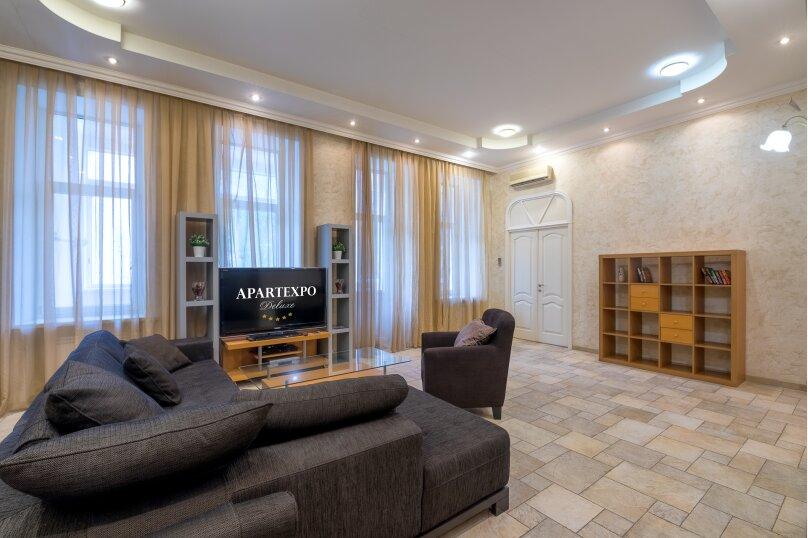 2-комн. квартира, 98 кв.м. на 4 человека, улица Арбат, 29, Москва - Фотография 2
