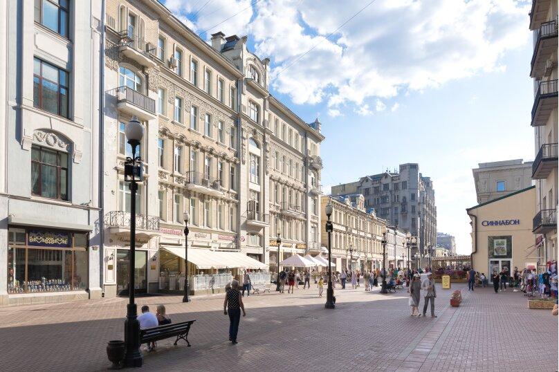 2-комн. квартира, 98 кв.м. на 4 человека, улица Арбат, 29, Москва - Фотография 46