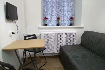 1-комн. квартира, 14 кв.м. на 4 человека, Средний проспект Васильевского острова, 51, Санкт-Петербург - Фотография 1