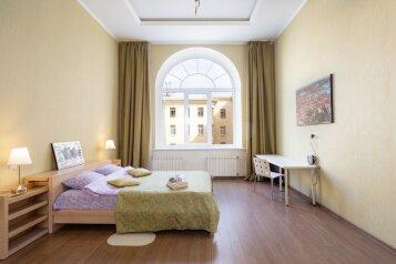 2-комн. квартира, 95 кв.м. на 6 человек, улица Пестеля, 14, Санкт-Петербург - Фотография 1