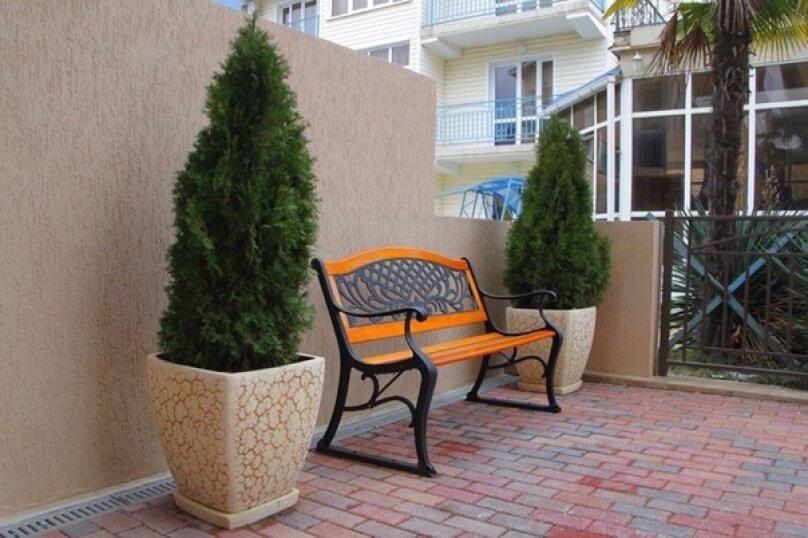 1-комн. квартира, 18 кв.м. на 2 человека, улица Южных Культур, 10А, Адлер - Фотография 2