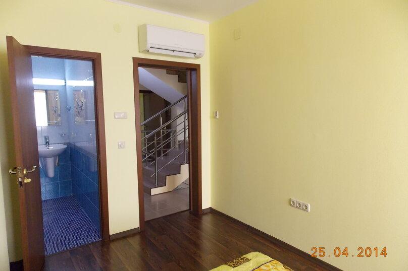 Двухместный номер с видом на море с балконом, Азовская, 18, Лоо - Фотография 2