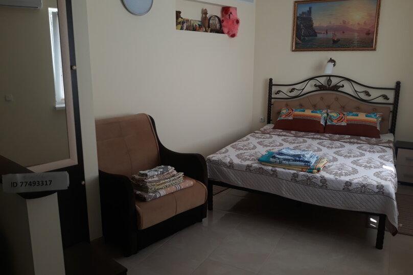 Дом, 26 кв.м. на 3 человека, 1 спальня, Приморская улица, 34, Судак - Фотография 16