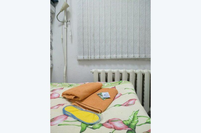 Двухместный номер эконом-класса с 1 кроватью, улица Клары Цеткин, 31, Москва - Фотография 1