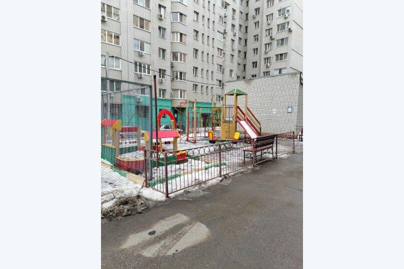 1-комн. квартира, 38 кв.м. на 3 человека, Ульяновская улица, 37/41, Саратов - Фотография 5