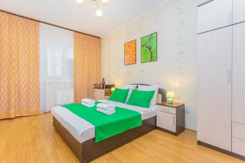 2-комн. квартира, 72 кв.м. на 6 человек, улица Монтажников, 12, Краснодар - Фотография 4
