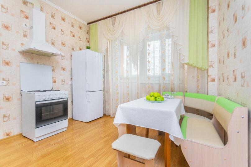 2-комн. квартира, 72 кв.м. на 6 человек, улица Монтажников, 12, Краснодар - Фотография 7