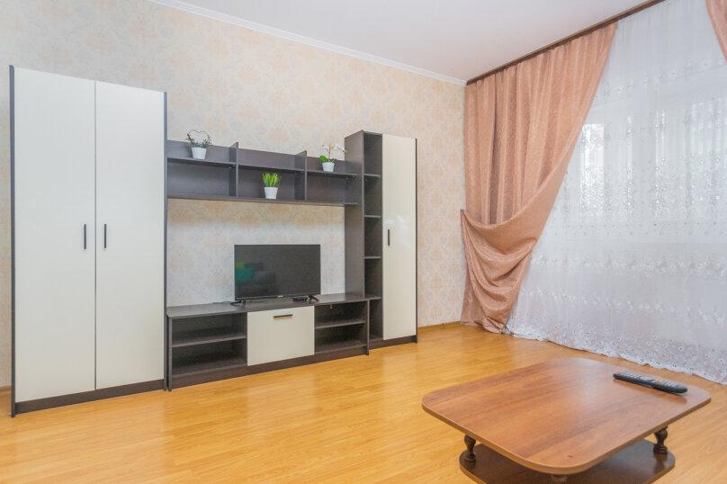 2-комн. квартира, 72 кв.м. на 6 человек, улица Монтажников, 12, Краснодар - Фотография 11