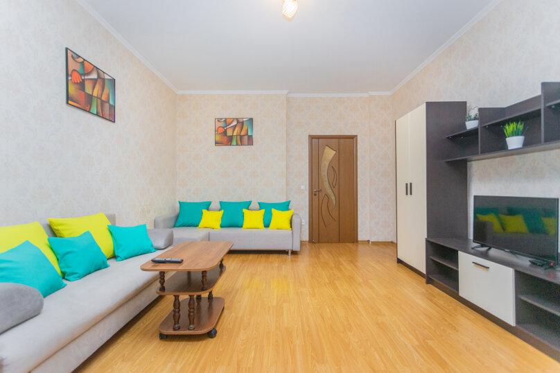 2-комн. квартира, 72 кв.м. на 6 человек, улица Монтажников, 12, Краснодар - Фотография 14