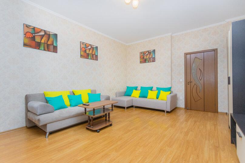 2-комн. квартира, 72 кв.м. на 6 человек, улица Монтажников, 12, Краснодар - Фотография 15