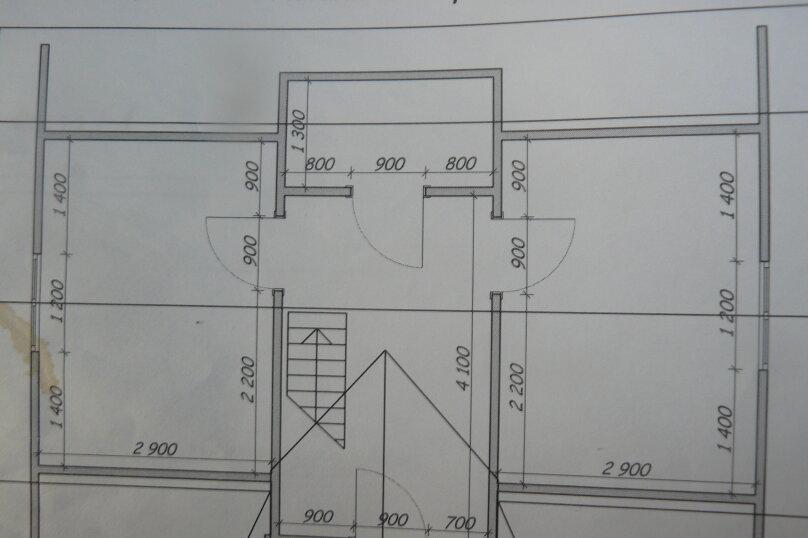 Гостевой дом, 100 кв.м. на 14 человек, 4 спальни, Кооперативный переулок, 9, Голубицкая - Фотография 17