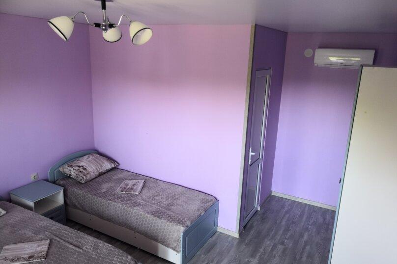 Стандарт, 4- местный, 1-комнатный, Приморская, 16А, Алахадзы - Фотография 1