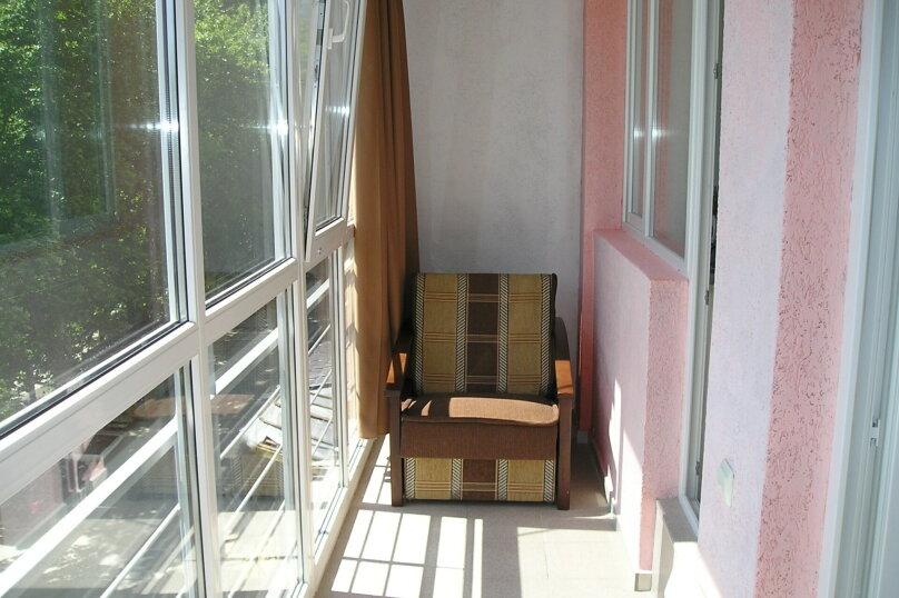 2-комн. квартира, 55 кв.м. на 5 человек, Прибрежная улица, 7, Партенит - Фотография 8