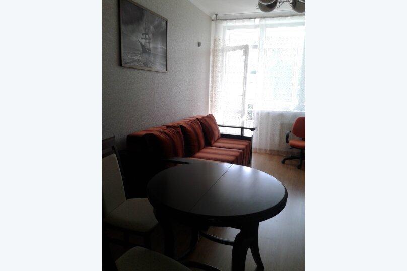 2-комн. квартира, 55 кв.м. на 5 человек, Прибрежная улица, 7, Партенит - Фотография 10