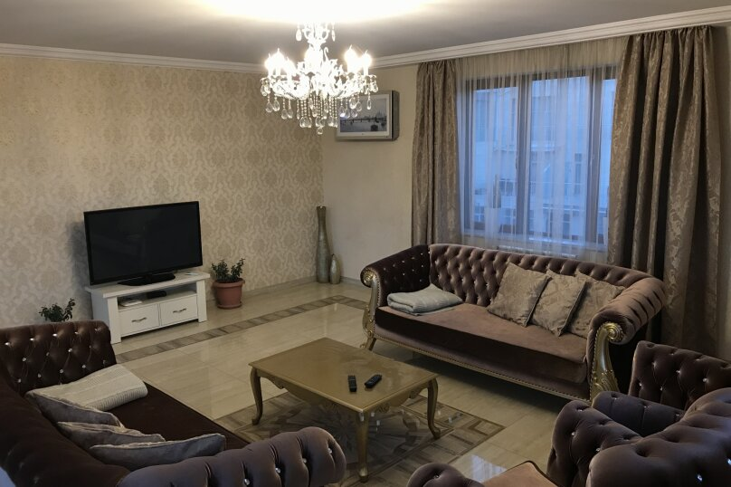 4-комн. квартира, 175 кв.м. на 6 человек, улица Леси Украинки, 3, Тбилиси - Фотография 4