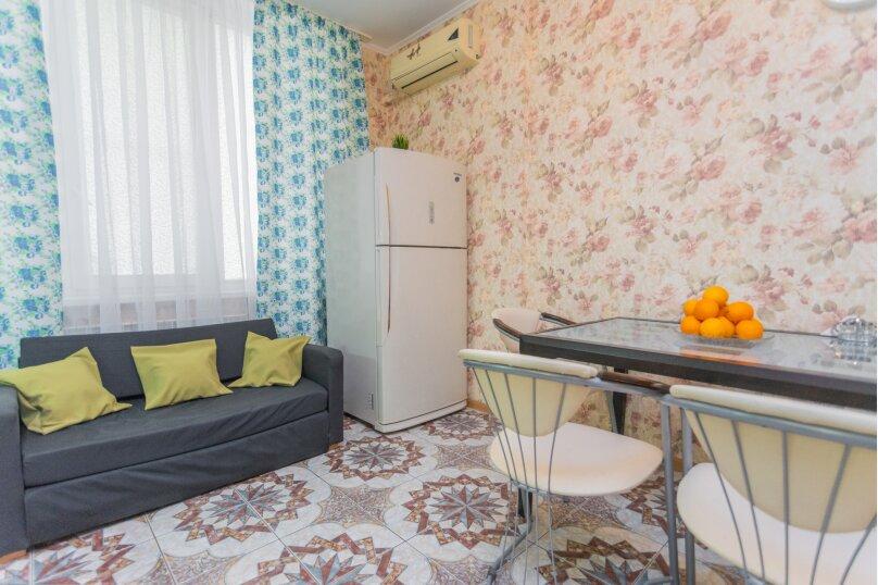 1-комн. квартира, 60 кв.м. на 4 человека, улица Тургенева, 138/3, Краснодар - Фотография 11