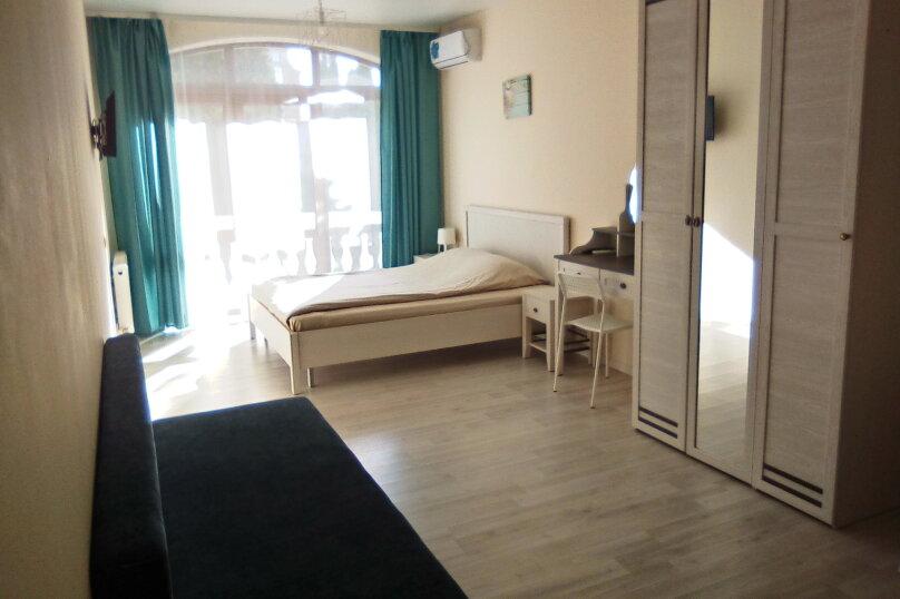 Апартаменты с кухней на втором этаже на 4 человека, Гурзуфское шоссе , 15 Д, Гурзуф - Фотография 1