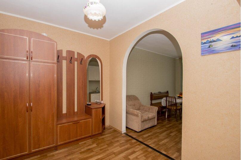 1-комн. квартира, 38 кв.м. на 3 человека, Ульяновская улица, 37/41, Саратов - Фотография 15