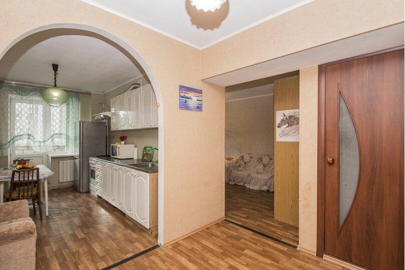 1-комн. квартира, 38 кв.м. на 3 человека, Ульяновская улица, 37/41, Саратов - Фотография 16