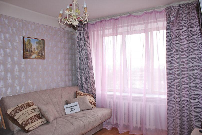 1-комн. квартира, 31 кв.м. на 4 человека, Пискарёвский проспект, 40, Санкт-Петербург - Фотография 1