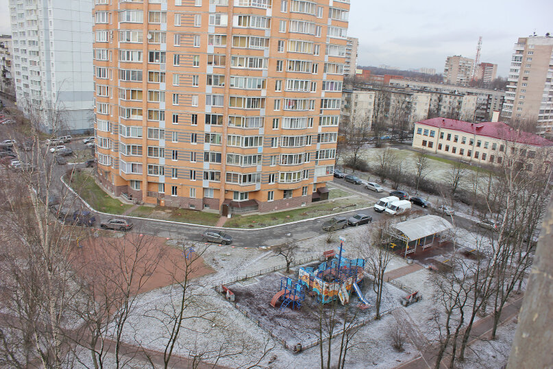 1-комн. квартира, 31 кв.м. на 4 человека, Пискарёвский проспект, 40, Санкт-Петербург - Фотография 14