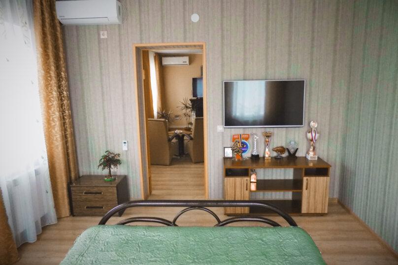 Дом на 5 человек, 2 спальни, Нижнесадовая улица, 20, Ейск - Фотография 5