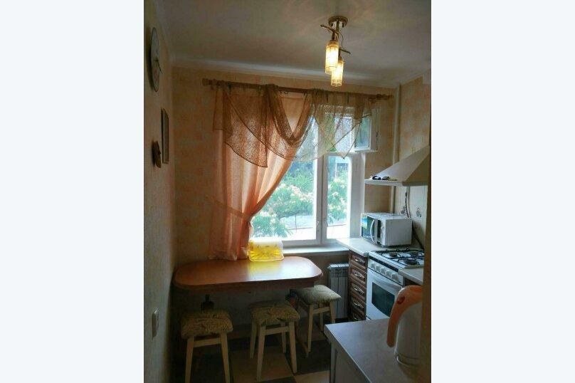 2-комн. квартира, 46 кв.м. на 5 человек, Ялтинская , 23, Алушта - Фотография 1