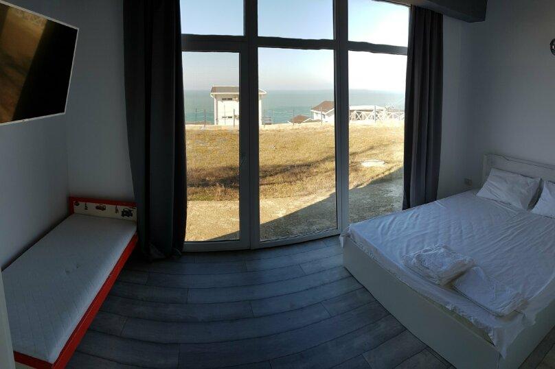 Полулюкс с панорамным окном, нептун, 350, Щелкино - Фотография 1