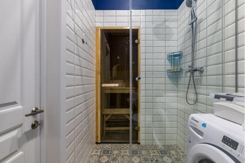 5-комн. квартира, 110 кв.м. на 10 человек, Курляндская улица, 11, Санкт-Петербург - Фотография 21