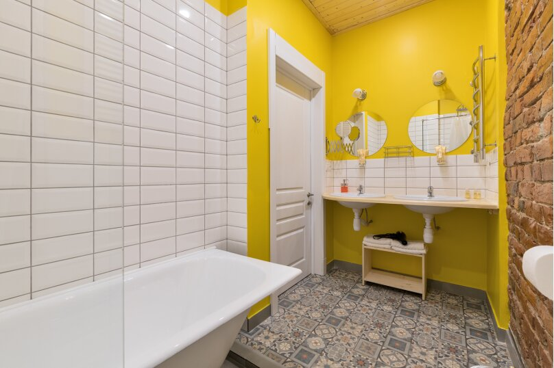 5-комн. квартира, 110 кв.м. на 10 человек, Курляндская улица, 11, Санкт-Петербург - Фотография 27