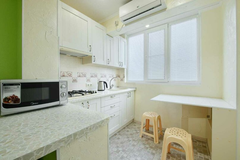 2-комн. квартира, 40 кв.м. на 5 человек, улица Крайнего, 4, Пятигорск - Фотография 2