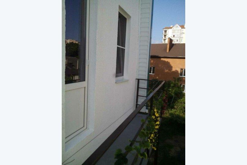 Стандартный трехместный номер с балконом, Ульяновская улица, 8Б, Геленджик - Фотография 5