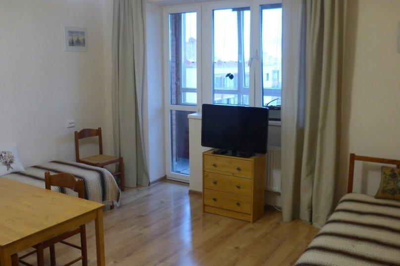 1-комн. квартира, 31 кв.м. на 3 человека, проспект Ленина, 3, Тосно - Фотография 12