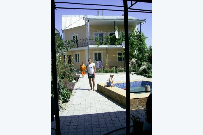 Дом у моря под ключ, 160 кв.м. на 10 человек, 4 спальни, Комарова, 10, Песчаное - Фотография 2