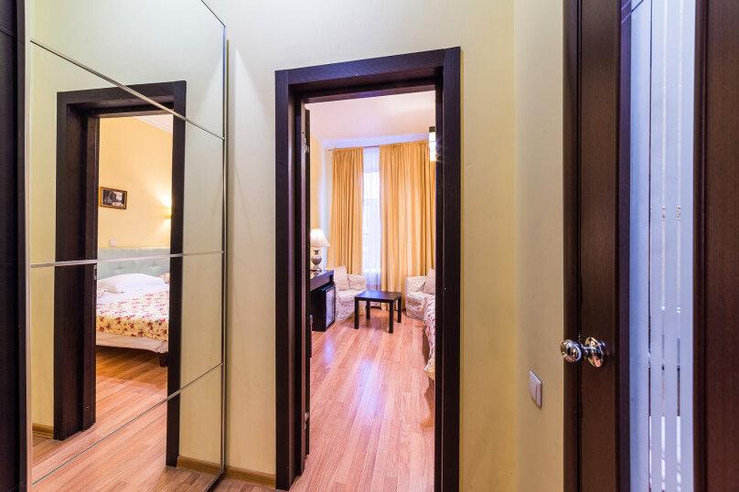 Комфортный двухместный номер с 1 двуспальной или 2 раздельными кроватями, улица Восстания, 13, Санкт-Петербург - Фотография 3