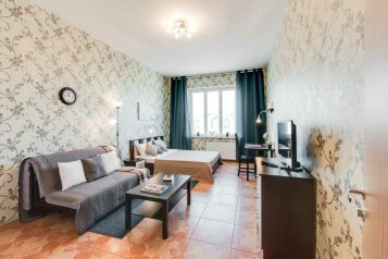 1-комн. квартира, 45 кв.м. на 2 человека, Дунайский проспект, 7к3, Санкт-Петербург - Фотография 1