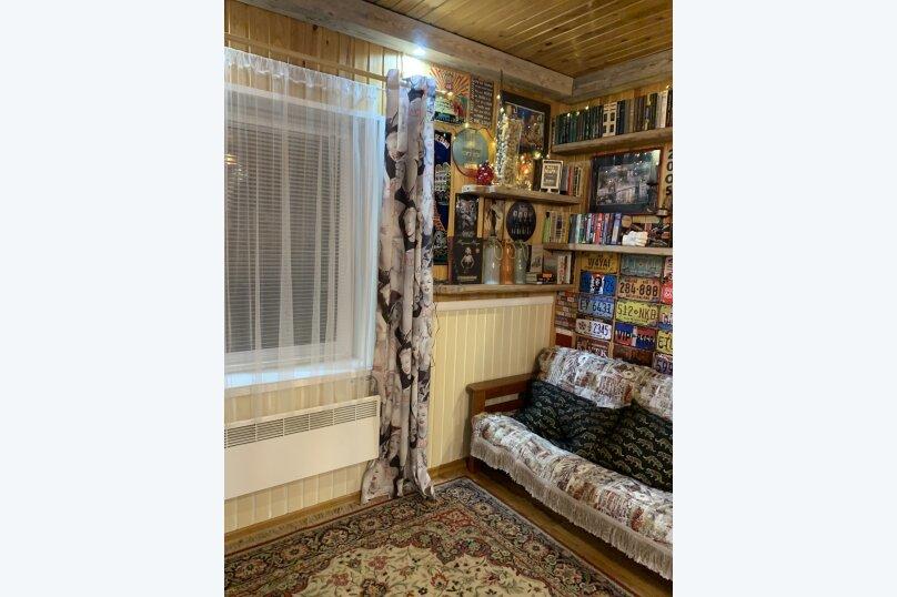 Гостевой дом  на берегу Финского залива, 150 кв.м. на 6 человек, 4 спальни, пос. Глебычево, ул.Школьная , 5, поселок Глебычево - Фотография 47