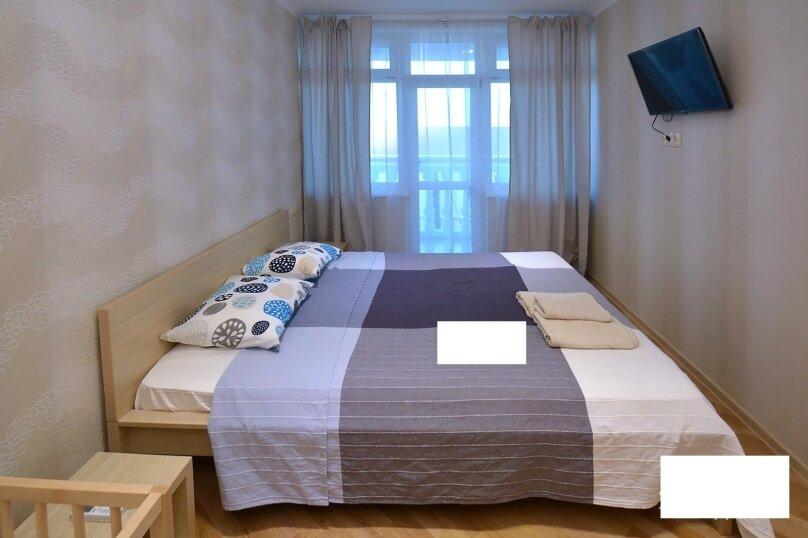 Таунхаус в 100 метрах от моря, 140 кв.м. на 10 человек, 3 спальни, Судакское шоссе, 4а, Алушта - Фотография 22