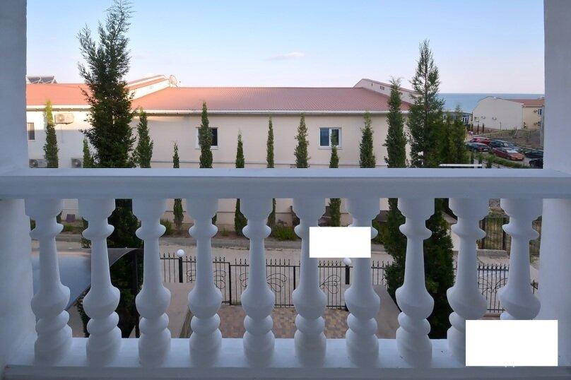 Таунхаус в 100 метрах от моря, 140 кв.м. на 10 человек, 3 спальни, Судакское шоссе, 4а, Алушта - Фотография 24