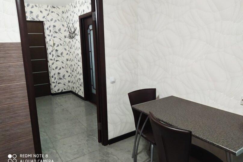 1-комн. квартира, 33 кв.м. на 3 человека, улица Агалакова, 35, Челябинск - Фотография 17