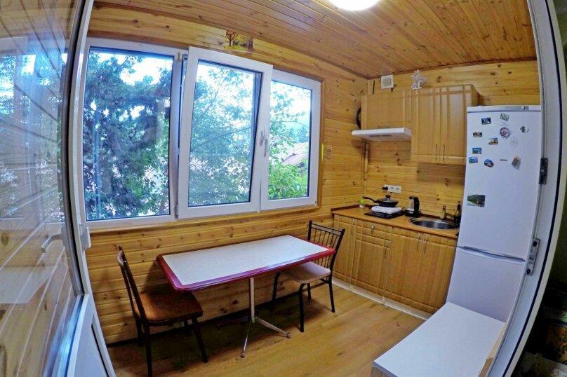 Дом, 17 кв.м. на 2 человека, 1 спальня, Ленинградская улица, 16, Гурзуф - Фотография 1