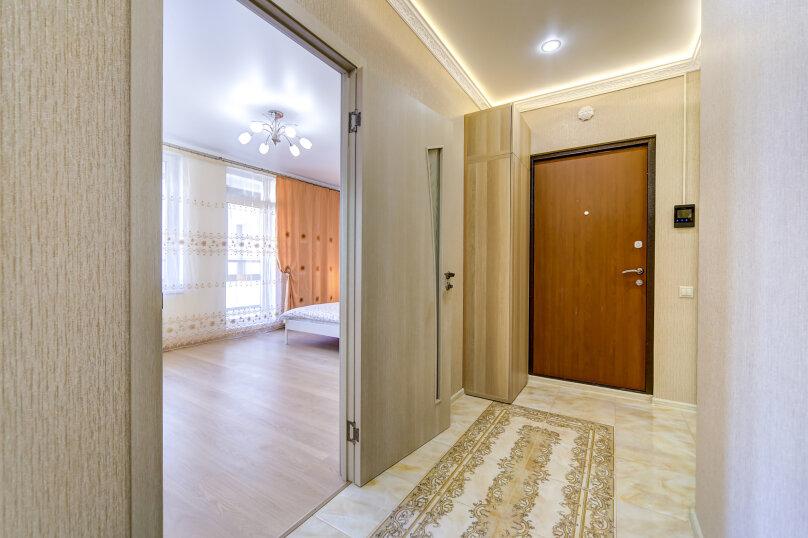 3-комн. квартира, 81 кв.м. на 7 человек, Полтавский проезд, 2, Санкт-Петербург - Фотография 2