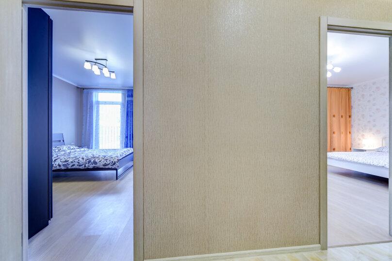 3-комн. квартира, 81 кв.м. на 7 человек, Полтавский проезд, 2, Санкт-Петербург - Фотография 9