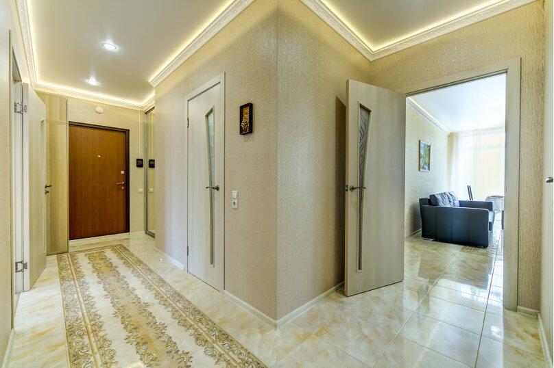 3-комн. квартира, 81 кв.м. на 7 человек, Полтавский проезд, 2, Санкт-Петербург - Фотография 13