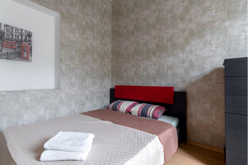 4-комн. квартира, 110 кв.м. на 10 человек, улица Некрасова, 44, Санкт-Петербург - Фотография 4