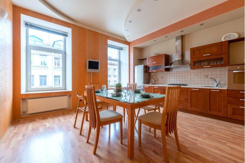 4-комн. квартира, 110 кв.м. на 10 человек, улица Некрасова, 44, Санкт-Петербург - Фотография 11