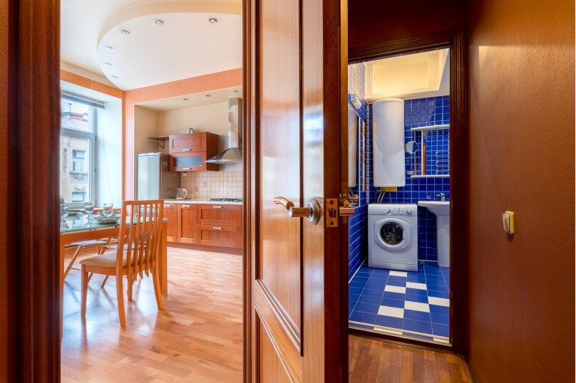 4-комн. квартира, 110 кв.м. на 10 человек, улица Некрасова, 44, Санкт-Петербург - Фотография 14
