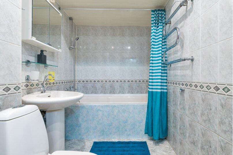 2-комн. квартира, 60 кв.м. на 7 человек, улица Рылеева, 39, Санкт-Петербург - Фотография 15