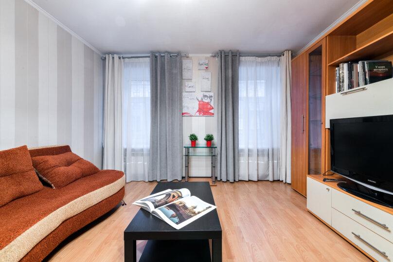 2-комн. квартира, 60 кв.м. на 7 человек, улица Рылеева, 39, Санкт-Петербург - Фотография 19