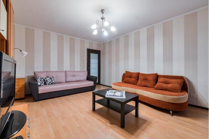 2-комн. квартира, 60 кв.м. на 7 человек, улица Рылеева, 39, Санкт-Петербург - Фотография 21